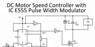 speed control of dc motor using pulse width modulation