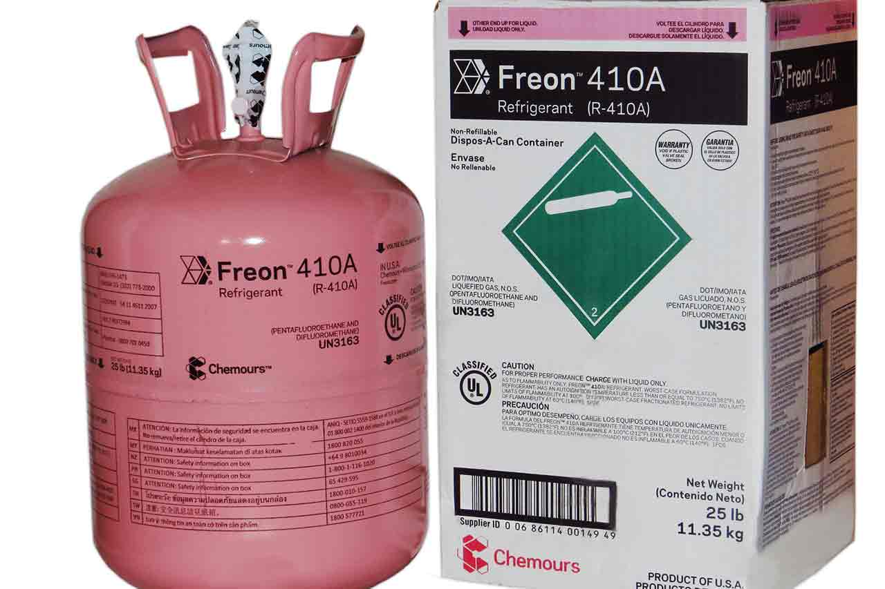 What Is The Replacement For R22 (Freon 22) Refrigerant - HHO